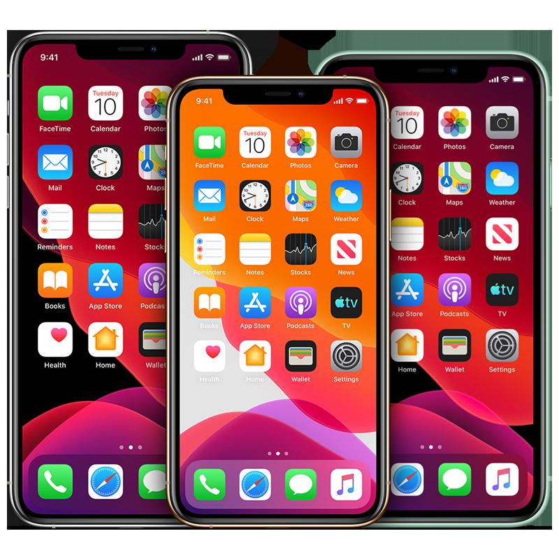 Die neuen iPhone 11
